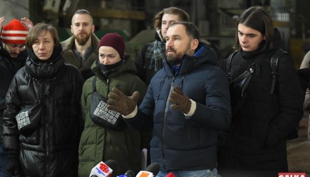 Вистава у цеху та підвалі: Франківський драмтеатр готує прем'єру на День Валентина