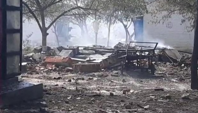В Індії стався вибух на піротехнічній фабриці, 11 загиблих