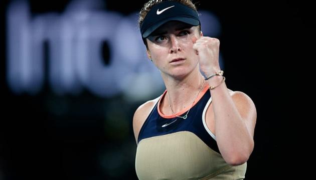 Світоліна розгромила Путінцеву і вийшла до 1/8 фіналу Australian Open