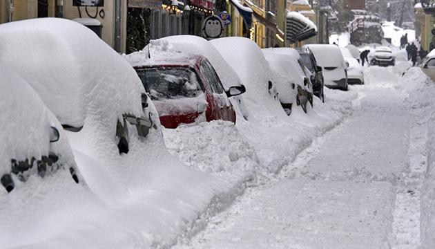 Негода в Україні: 13 лютого