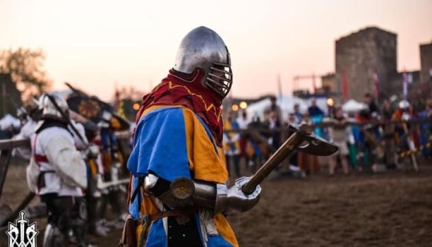 У Вінниці стартує відбірковий турнір із середньовічних боїв на «Битву націй»