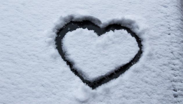 Погода у День закоханих: мороз і вітер, але майже без снігу