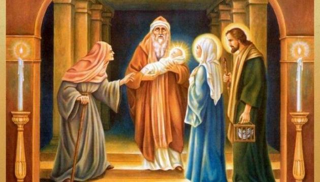 Стрітення Господнє: чин, традиції, прикмети