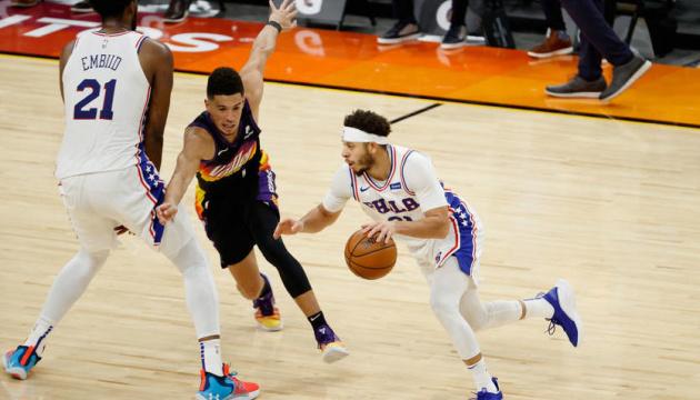 НБА: «Юта» обіграла «Маямі», «Філадельфія» поступилася «Фініксу»