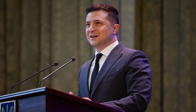 Zelensky: Investment in economy is one of key areas of Ukraine's relations with UAE