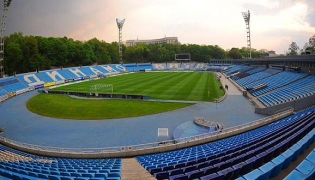 Матч «Десна» - «Динамо» відбудеться на стадіоні імені Лобановського
