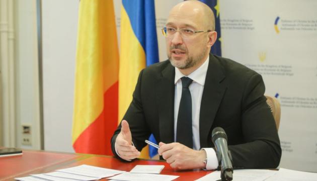 Шмигаль підтримує створення при Кабміні Консультативної ради українських закордонних організацій