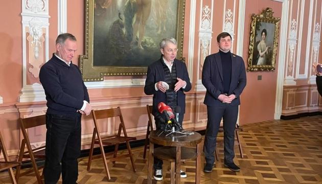 Львовская галерея искусств откроет «Сад скульптур»