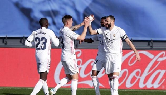 Ла Ліга: «Реал Мадрид» виграв у «Валенсії» і піднявся на другу сходинку