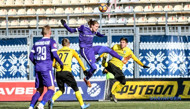 «Маріуполь» програв «Олександрії» в чемпіонаті України з футболу