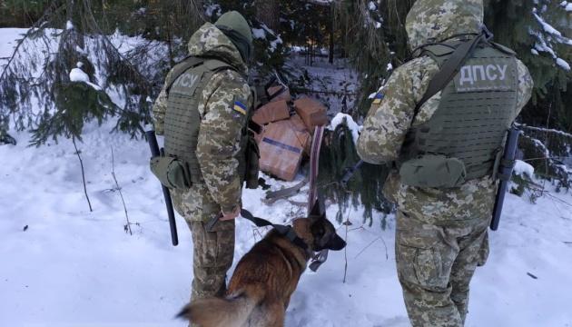 Пограничники заблокировали контрабанду сигарет в Румынию на почти ₴300 тысяч