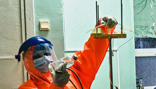Na Ukrainie zarejestrowano 2332 nowe przypadki COVID-19
