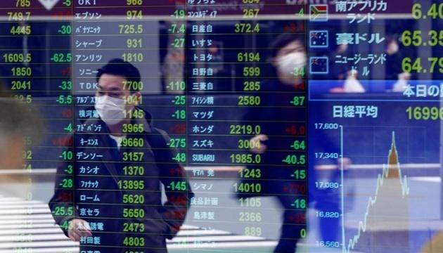 Японский фондовый индекс Nikkei бьет рекорды