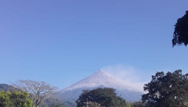 У Гватемалі сталося виверження ще одного вулкану