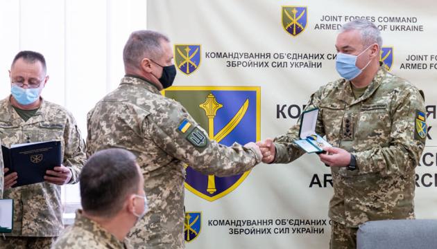 Наєв вручив нагороди учасникам бойових дій на територіях інших держав