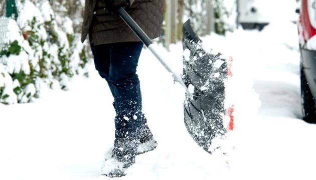 Циклон «Медея» засыпал Грецию снегом