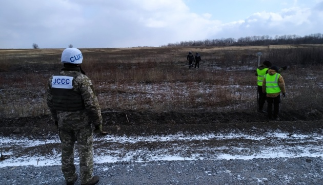 Українська сторона СЦКК фіксує численні порушення з боку збройних формувань РФ на Донбасі