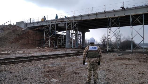На Донбасі за тиждень відремонтували 13 об'єктів цивільної інфраструктури