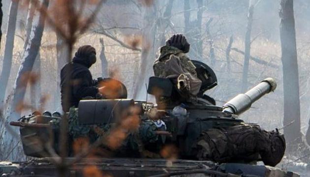 Fuerzas respaldadas por Rusia violan el alto el fuego en el Donbás en 5 ocasiones