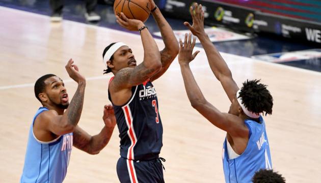НБА: «Вашингтон» без Леня нанес поражение «Хьюстону»