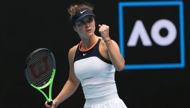 Світоліна побила рекорд Медведєва за перемогами на Grand Slam