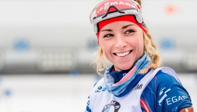 Индивидуальную гонку чемпионата мира выиграла чешская биатлонистка