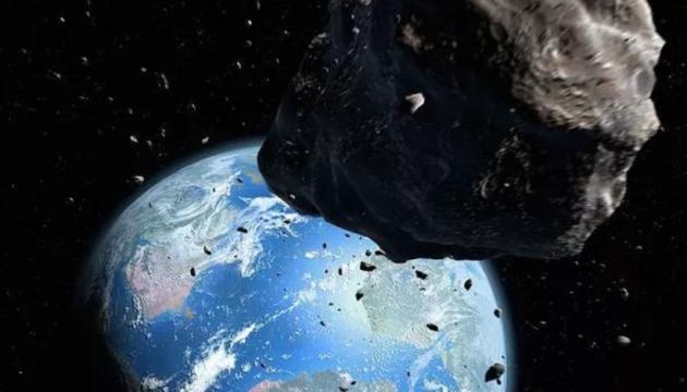 К Земле завтра приблизится астероид размером с «Лондонский глаз»