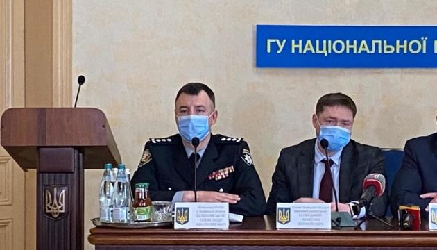 Полицию Львовщины возглавил экс-руководитель полиции Закарпатья
