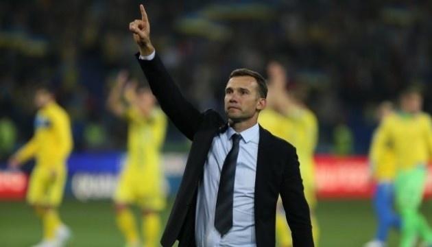 Шевченко: «Динамо» и «Шахтер» пройдут в следующий раунд Лиги Европы