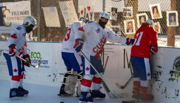 Побили власний рекорд Гіннеса: у Канаді зіграли найдовшу в світі хокейну гру