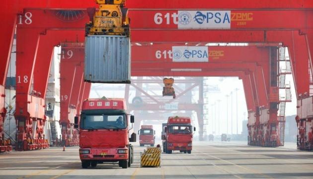 Китай вытеснил США как крупнейшего торгового партнера Евросоюза
