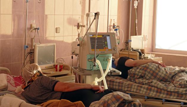 У Києві за добу виявили 454 випадки коронавірусу, 15 хворих померли