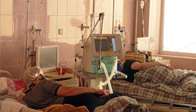 COVID: In Kyjiw 748 Neuinfektionen und 15 Todesfälle registriert