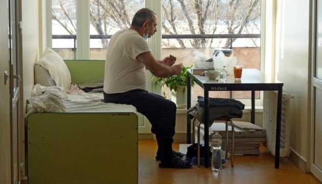 У Хмельницькому госпіталі реабілітують пацієнтів із постковідним синдромом