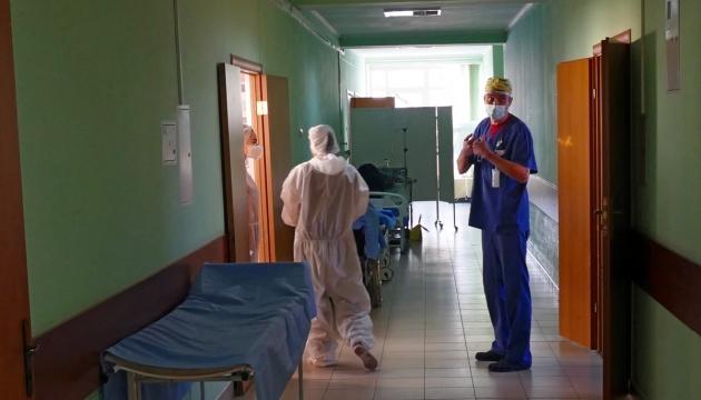 В Украине за сутки - 4 182 случая коронавируса