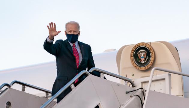 Байден прибыл в Брюссель для участия в саммитах НАТО и Евросоюза
