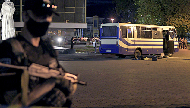 SBU forwards indictment against 'Lutsk terrorist' to court