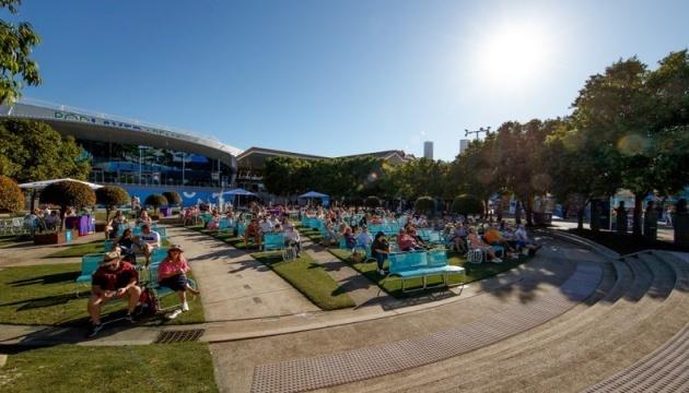 18 февраля поклонники тенниса вернутся на трибуны Australian Open