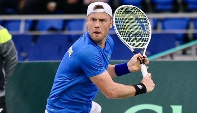 Марченко продолжает выигрывать на теннисных соревнованиях в Италии