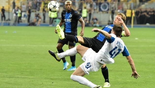 Начало матча «Динамо» - «Брюгге» сместили с 19.55 на 17.00 - источник