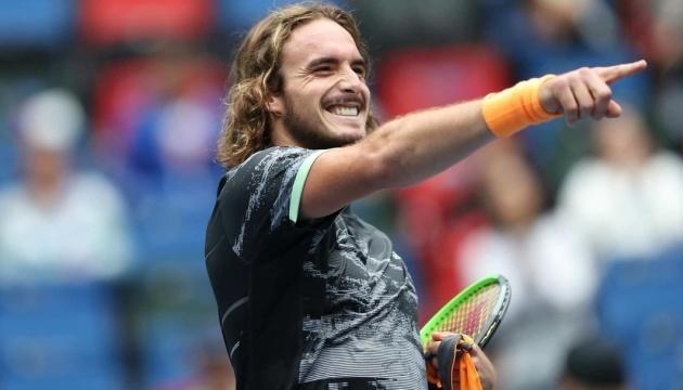 Циципас отыгрался с 0:2 по сетам в матче с Надалем на Australian Open