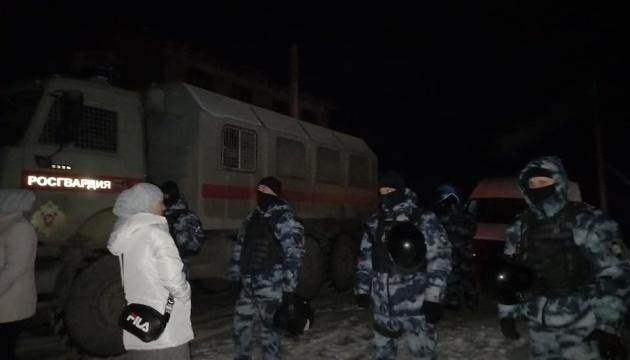 Минрегинтеграции считает очередные обыски в Крыму попыткой запугать Украину