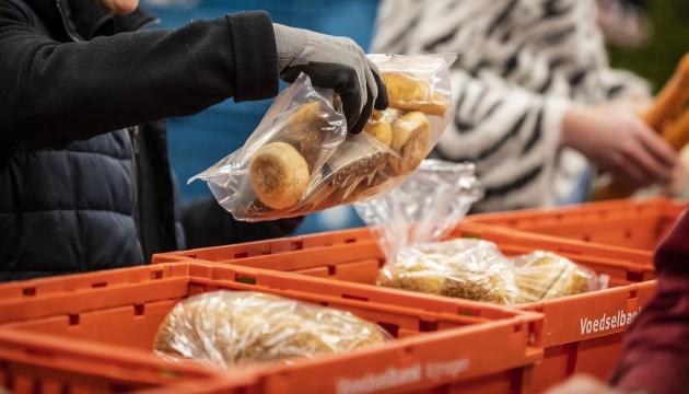 Коронакриза: бельгійські «банки їжі» на чверть збільшили роздачу продуктів