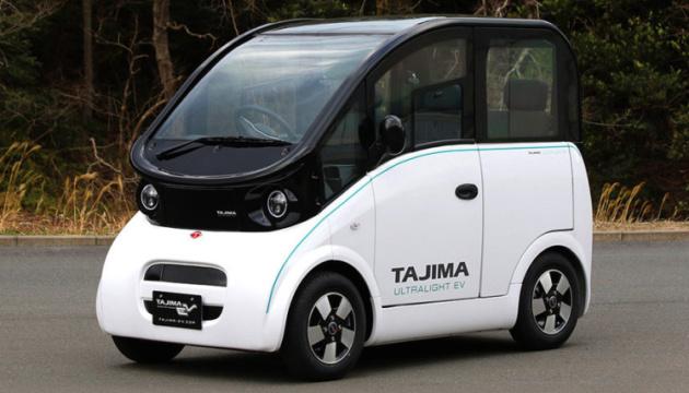 Провідна японська нафтопереробна компанія розробляє електрокар