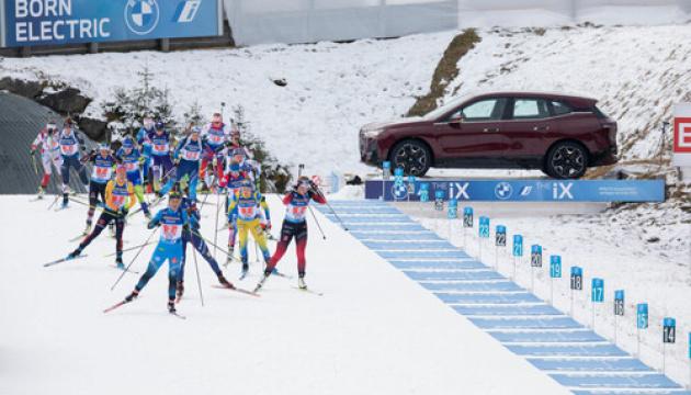 ЧС із біатлону: Україна - четверта в одиночному міксті