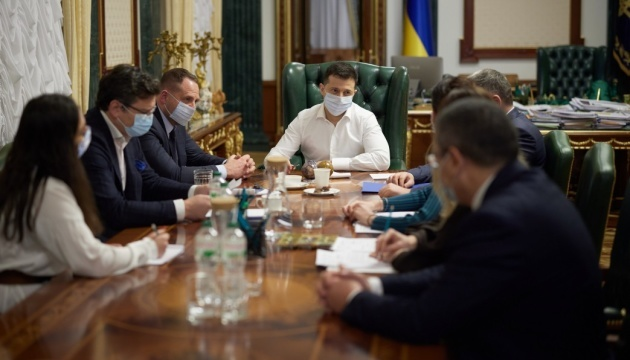 Zelensky enacts NSDC decision on sanctions against ten traitors of Ukraine