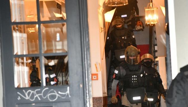 В Берлине проходит полицейская операция из-за «войны» арабских и чеченских кланов