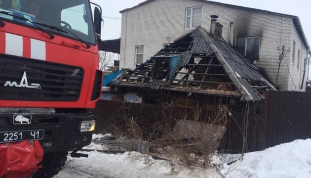 В Белой Церкви на пожаре погиб пятилетний ребенок