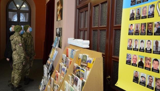 Во Львове открыли выставку «Революция Достоинства: вспышки памяти»