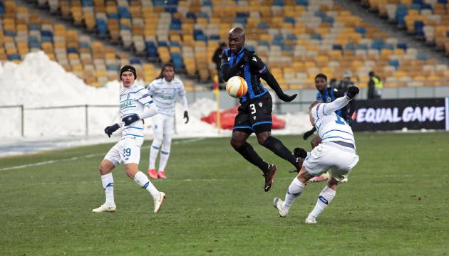 El Dynamo empata ante el Club Brujas en los dieciseisavos de final de la UEFA Europa League